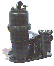 Above Ground Pump & Filter Systems