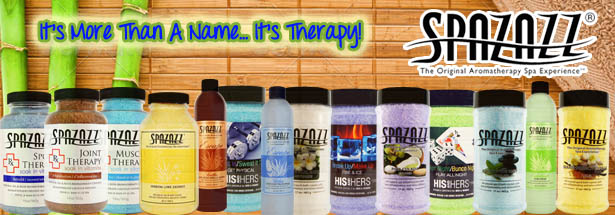 Spazazz Products - It's Not Just A Name - It's Therapy